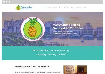 Welcome Club of Sarasota
