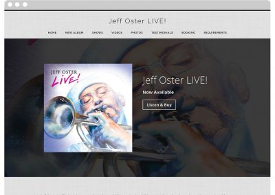 Jeff Oster Live