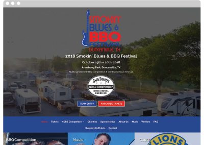 Smokin' Blues & BBQ Festival